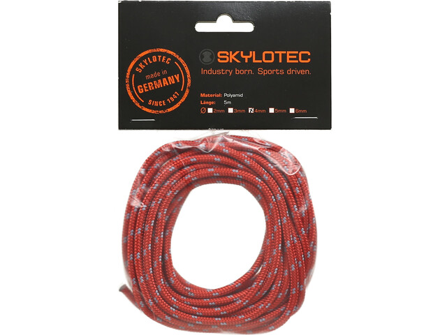 Skylotec Cord 4.0 5m red